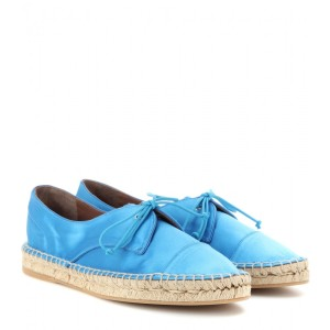 Tabitha Simmons Dolly Silk Espadrilles