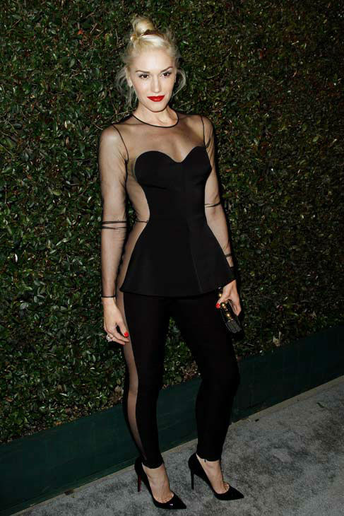 Gwen Stefani in Stella McCartney