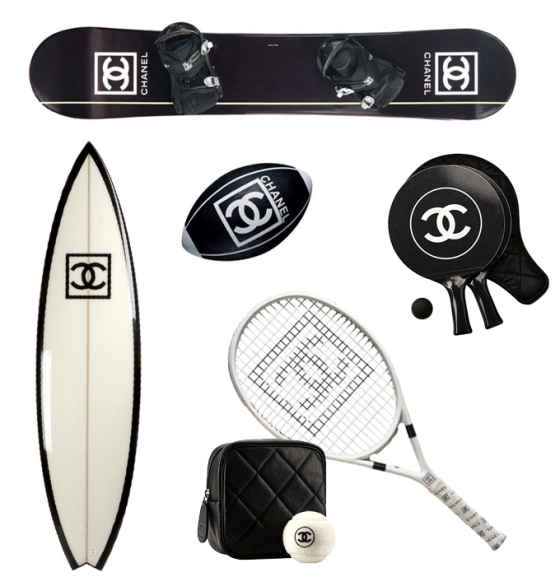 Chanel Sports Equipment