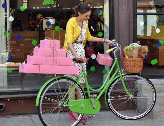 Kate Spade Bike