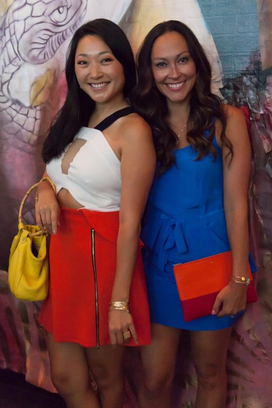 Jessica and Carolyn Kim
