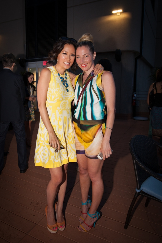 Tonya Mezrich & me