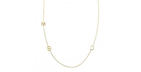 Maya-Brenner-asymmetrical-mini-letter-necklace-3