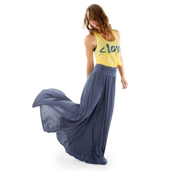 FD's Perfect Maximum Maxi Skirt. 9 Colors to Choose From- Casual Goddess Yoga Comfy Sporty Flowy Lounge Max