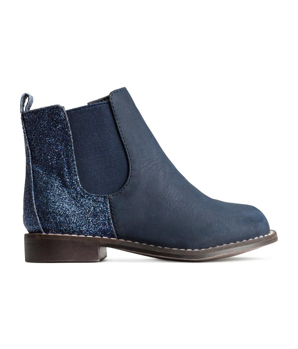 Original Chelsea Boots  Black  Men  HampM CA 1