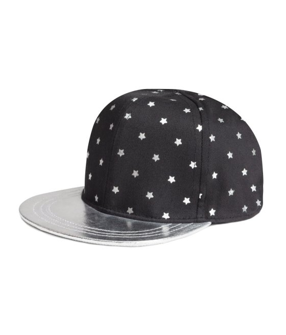 Star Patterned Hat