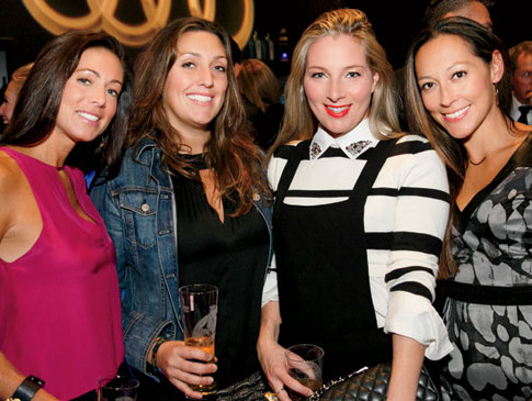 Boston Common Magazine's Fall Fashion Event with Krista Novak and Allison Mazer.
