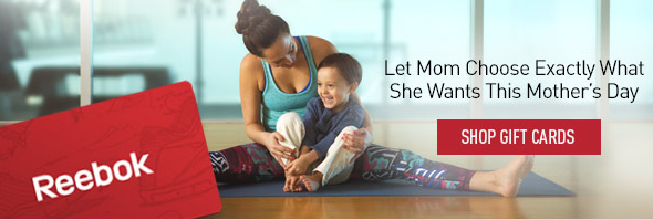 Reebok, Fitness Makes Me a Better Mom