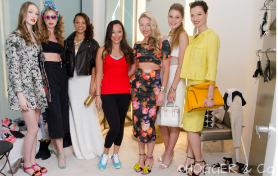 Feature on Ms Fit's Fashion Show at Saks