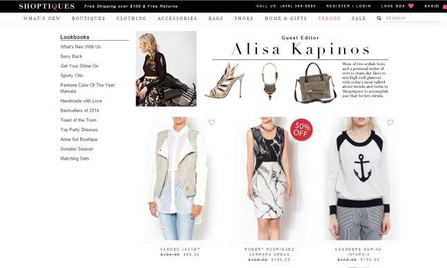 Guest Stylist For Shoptiques