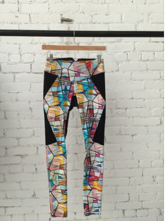 Lucas Hugh Leadlightpring Legging at ID X DEKA