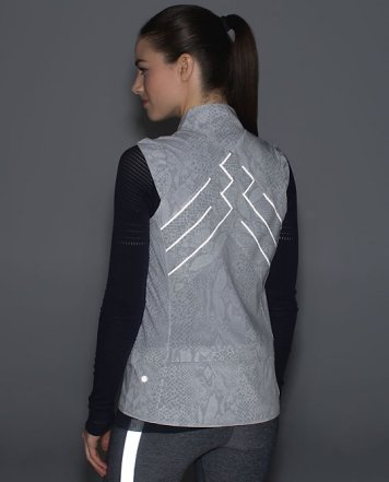 Lulu Lemon Light Speed Vest