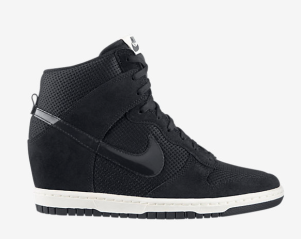 Nike Dunk Sky High Sneaker.