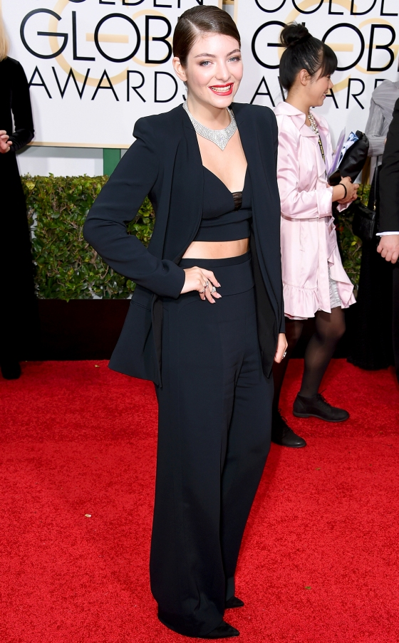 Lorde, Golden Globes 2015